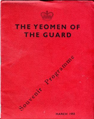 Yeomen of the Guard (1955)
