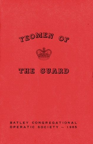 Yeomen of the Guard (1965)