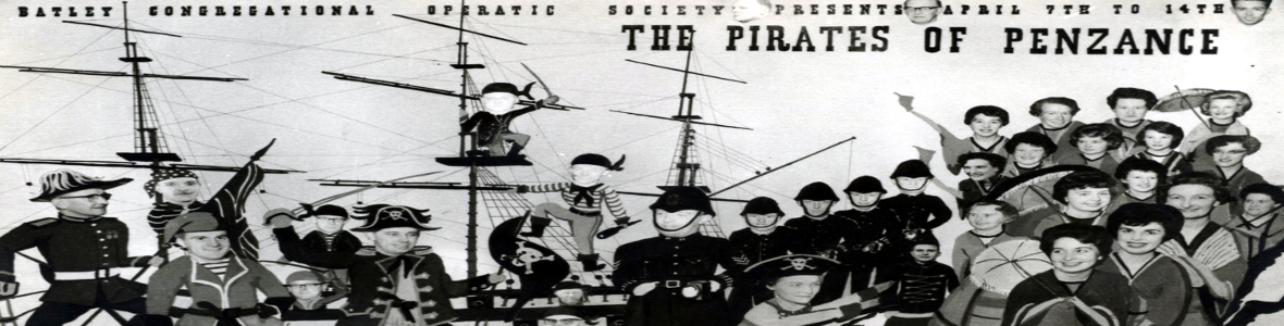 Pirates of Penzance 1962
